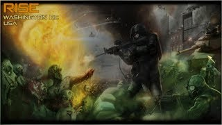 Custom Zombies RISE Call Of Duty World At War Custom Map