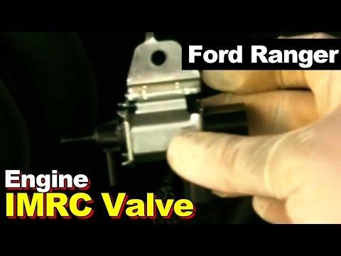 Ford Ranger Intake Manifold Runner Control Valve Replacement