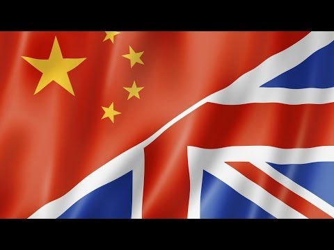 Trading places - Why China and the UK need each other