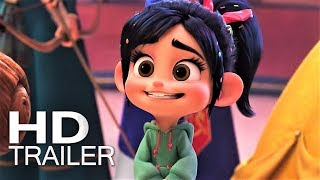 WIFI RALPH: QUEBRANDO A INTERNET | Trailer (2019) Dublado HD