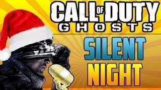 "Autotune Christmas Trolling on COD Ghosts! ""Silent Night"""