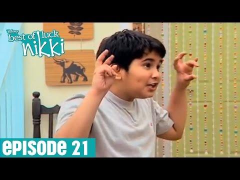Best Of Luck Nikki - Season 1 - Episode 21 - Disney India (Official)