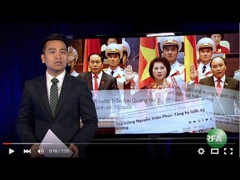 Lời tuyên thệ của lãnh đạo Việt Nam- Sự kiện và bình luận