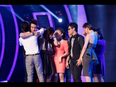 Vietnam Idol 2013 - Tập 6 - Kết quả vòng Gala 1 - Phát sóng 19/01/2014