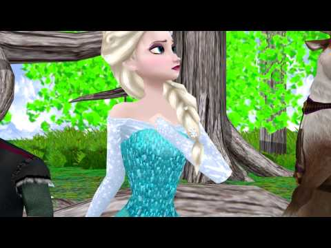 Frozen MMD - The Fox