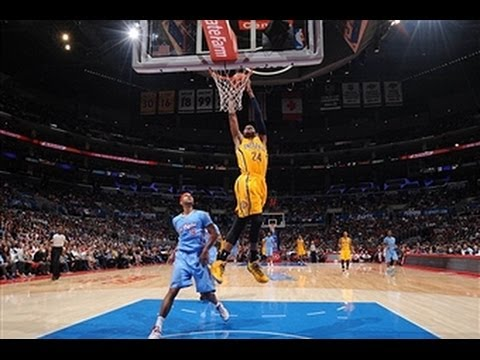 Paul George Leads Pacers Past Clippers