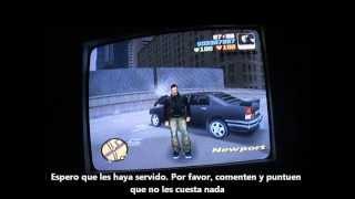 Grand Theft Auto III (truco) Como Atravesar El Puente