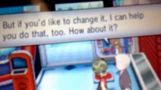 Pokemon X And Y How To Change Nickname Of Your Pokemon