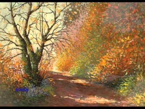 L 39 autunno visto dagli occhi dei pittori vivaldi youtube for Quadri di fiori ad olio