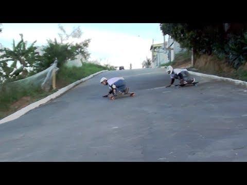 Skate Downhill Serra-ES - Rubim Downhill