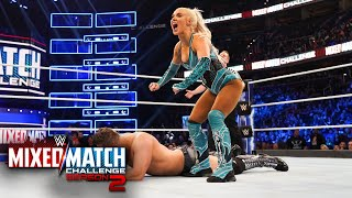5 times women took down men during WWE Mixed Match Challenge Season 2