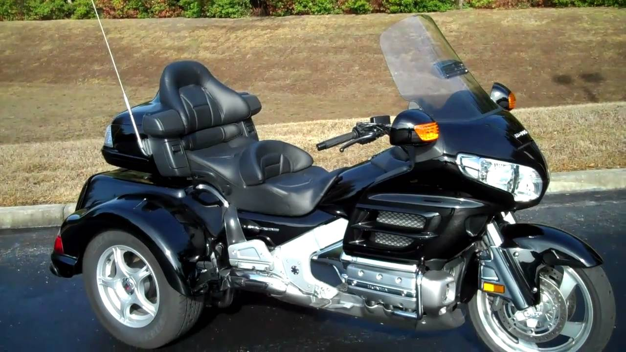 Honda goldwing trike motorcycle for sale for Motor trikes for sale uk