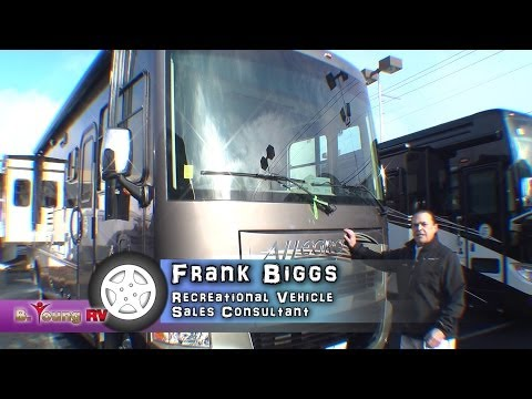 Stock #3131 2014 31-foot Allegro Class A Motor Home (Frank Biggs)