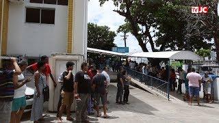 Recifenses enfrentam filas para vacinação contra febre amarela