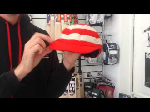 Gentlemen & Players English Traditional Hooped Cricket Cap