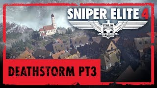 Sniper Elite 4 - Deathstorm Part 3 DLC Launch Trailer