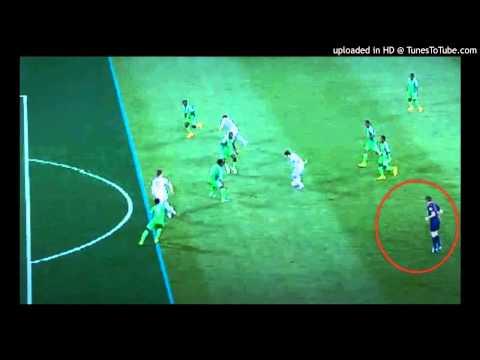 Bosnia - Nigeria 0 : 1 (Bosna - Nigerija 0 : 1)