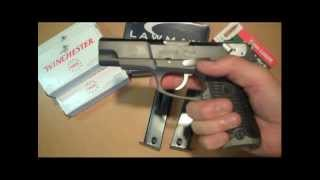 Ruger P89 The Blue Collar 9mm Double Action Semi-Auto