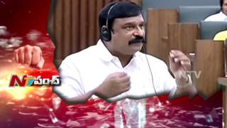 Vishnu Kumar Raju Punch to Jagan | Power Punch