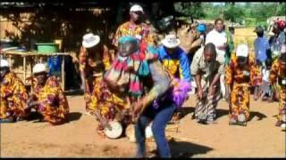 MAPIKO Dança Tradicional De Moçambique