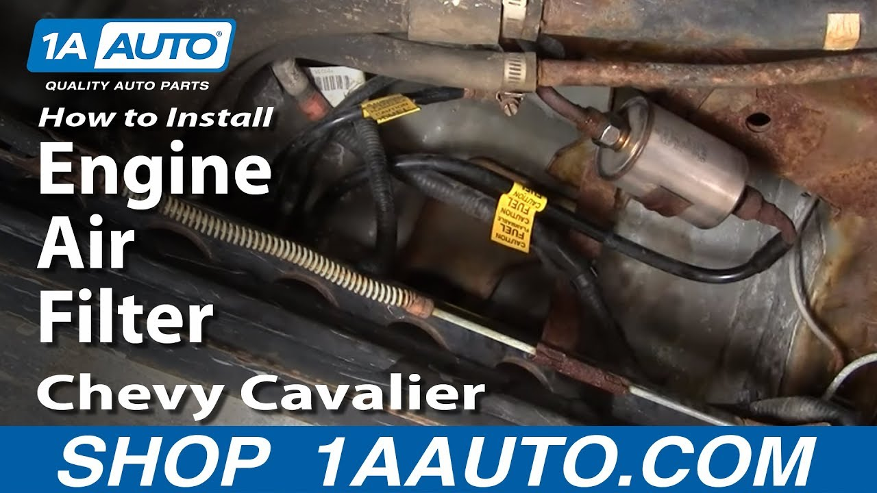 chevy silverado fuel filter location how to install replace service engine air    filter       chevy     how to install replace service engine air    filter       chevy