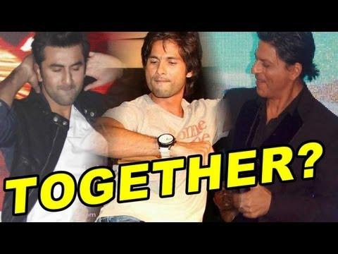 SRK, Ranbir Cameo In Shahid's Film?