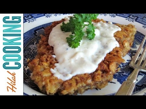 How To Make Chicken Fried Steak - The BEST Chicken Fried Steak Recipe