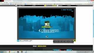 Persiam Games Ben10 Omniverse Online Pc Cartoon Network