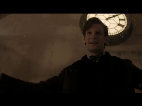 Time of the Doctor Clips in BBC Christmas trailer Doctor Who