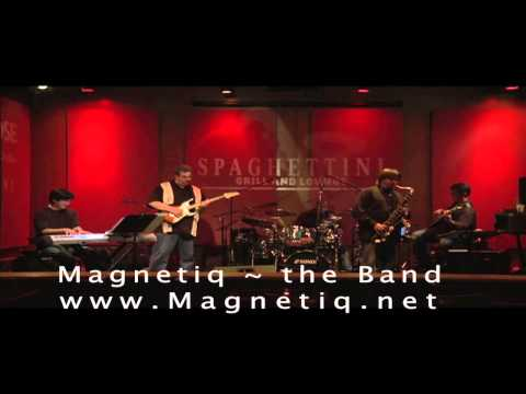 Magnetiq Band – Bullet Train (Brecker) with Greg Vail Tenor Solo