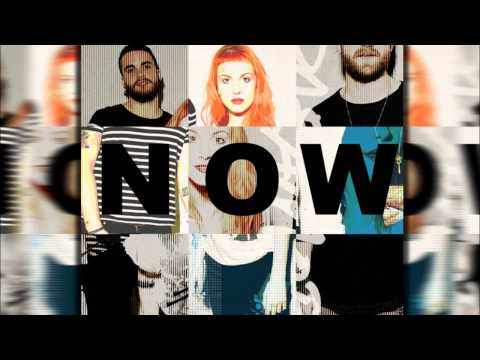 Paramore: Now (Backing track)