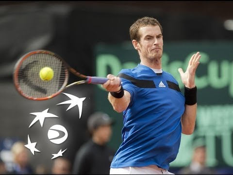 Highlights: Andy Murray (GBR) v Donald Young (USA)