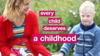 Every Child Deserves a Childhood - Naked Heart Foundation
