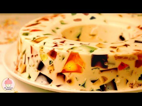 Gelatina mosaico paso a paso / Mosaic gelatin, step by step