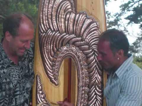 Surf legno