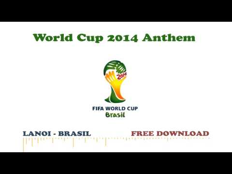 Brasil FIFA World Cup 2014 Anthem (Avicii) [Progressive House] NEW!