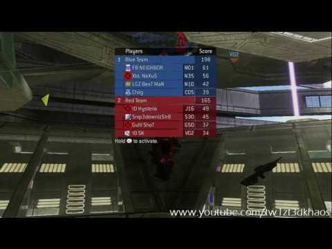 MLG Playlist Game - Construct King - GuN ShoT POV *Halo 3 Gameplay* HD - Part 2