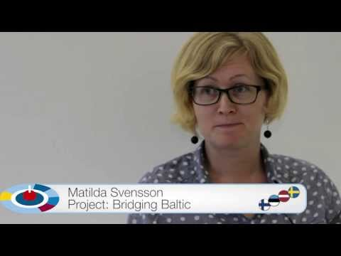 Experiences from a cross-border project / Project Bridging Baltic