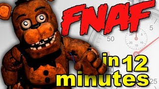 The History of Five Nights at Freddy's | A Brief History