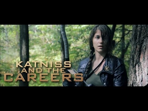 KATNISS &amp; THE CAREERS - HUNGER GAMES SHORT FILM