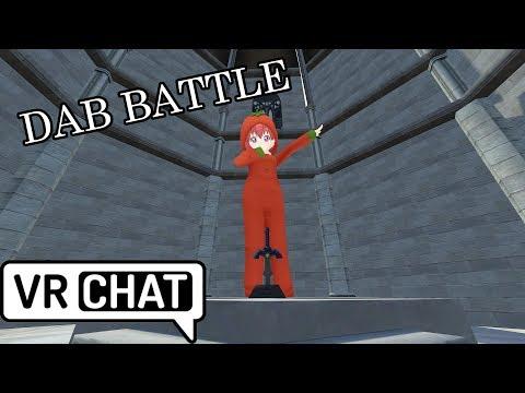 [VRChat] Ryan1993uk Dab Battle!! Gang Violence!! [Virtual Reality] (Funny Moments)