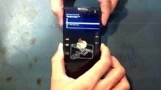 RAZR HD XT925 HARD RESET Motorola Motoblur