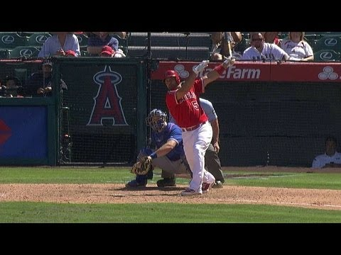 TOR@LAA: Pujols' 512th home run gives Angels the lead