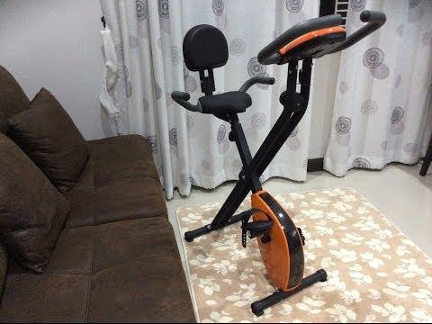 จักรยานออกกำลังกาย แม่เหล็ก Magnetic bike วิธีประกอบ