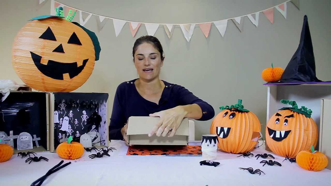 Decora tu casa en halloween youtube for Decora tu casa tu mismo
