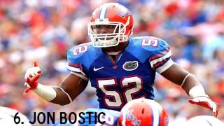 Top 10 Linebackers In 2013 NFL Draft