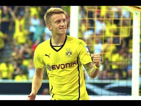 Marco Reus - The Ultimate Compilation (2013/14) HD
