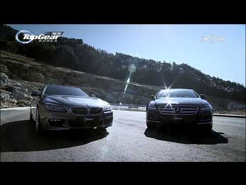   3 BMW 640i   vs  CLS 350