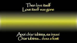 Leonard Cohen - Love Itself, lyrics video (tradus romana)