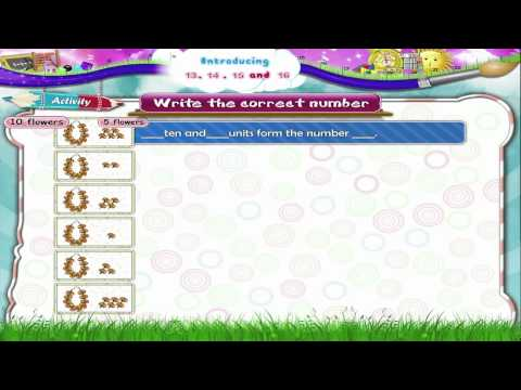 Learn Grade 1 - Maths - Introducing to Numbers